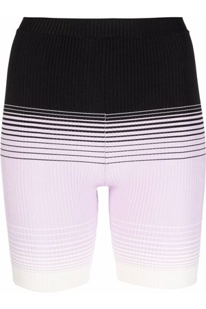 Missoni Striped ribbed shorts
