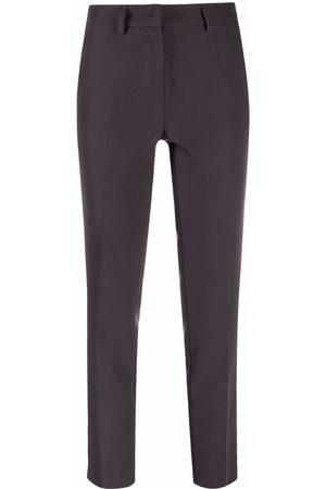 BLANCA Slim-cut straight-leg trousers