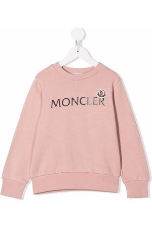Moncler Logo-print sweatshirt