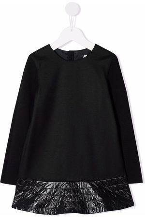 Moncler Meisjes Casual jurken - Long sleeve wool dress