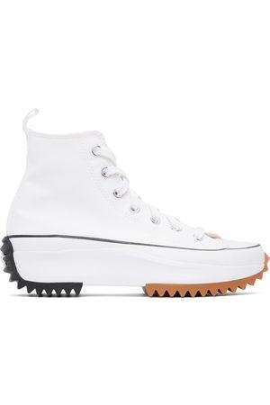 Converse Dames Sneakers - White Run Star Hike Hi Sneakers