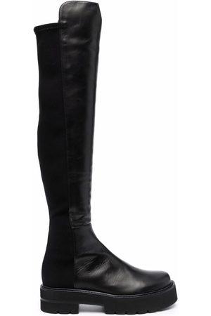 Stuart Weitzman Dames Hoge laarzen - Knee-high flat boots