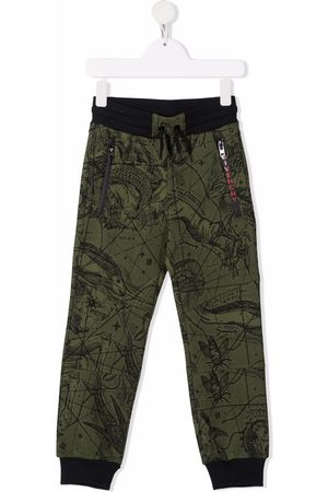 Givenchy Graphic-print track pants