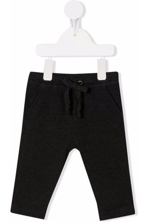 Zhoe & Tobiah Joggingbroeken - Drawstring cotton-blend track pants