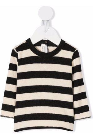 Zhoe & Tobiah Truien - Striped knitted jumper