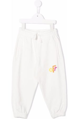 Off-White Kids OFF ROUNDED SWEATPANT MULTICOLOR