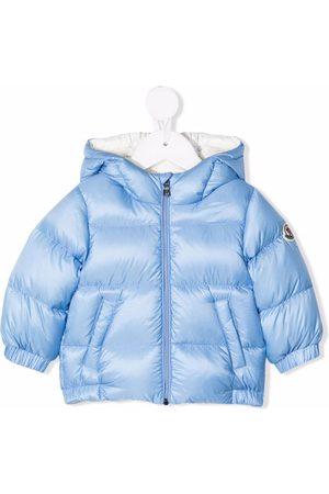 Moncler Donsjassen - Feather-down hooded puffer jacket