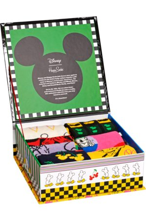 Happy Socks Sokken - 6-Pack Disney Gift Set