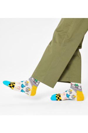 Happy Socks Sunny Sketch Sock