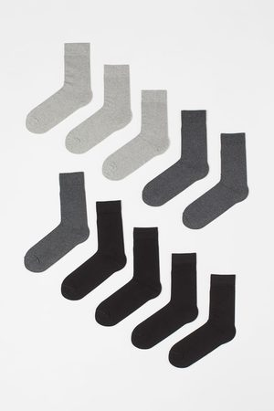 H&M 10 paar sokken
