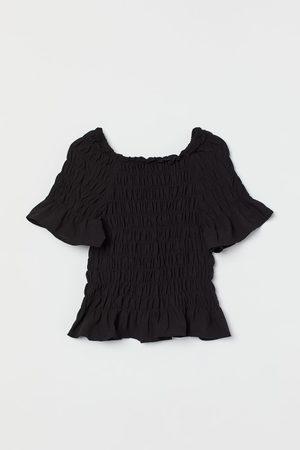 H&M Meisjes Blouses - Gesmokte bloes