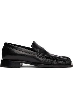 Jil Sander Dames Loafers - Black Corsaro Loafers