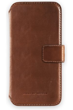 Ideal of sweden STHLM Wallet iPhone X Brown