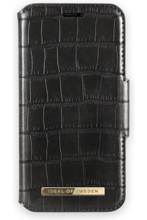 Ideal of sweden Telefoon hoesjes - Capri Wallet iPhone Xs Max Black