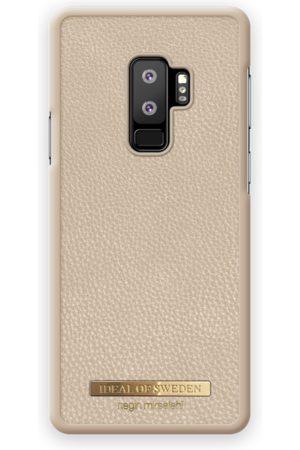 Ideal of sweden Telefoon hoesjes - Pebbled Case Negin Galaxy S9 Plus Beige