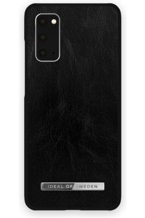 Ideal of sweden Telefoon hoesjes - Atelier Case Galaxy S20 Glossy Black Silver