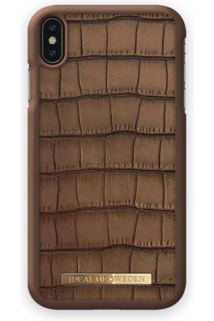 Ideal of sweden Capri Case iPhone Xs Max Brown