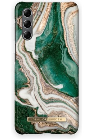 Ideal of sweden Fashion Case Galaxy S21 Golden Jade Marble