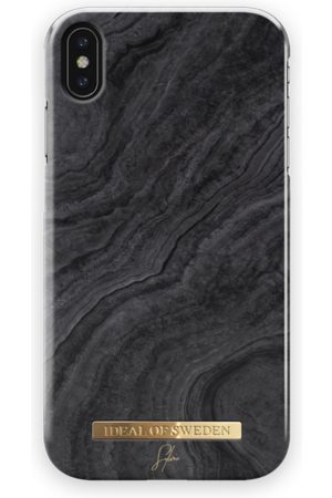 Ideal of sweden Fashion Case Sylvie Meis iPhone XS MAX Black Reef Marble