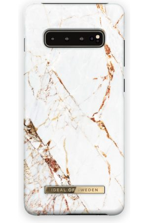 Ideal of sweden Fashion Case Galaxy S10+ Carrara Gold