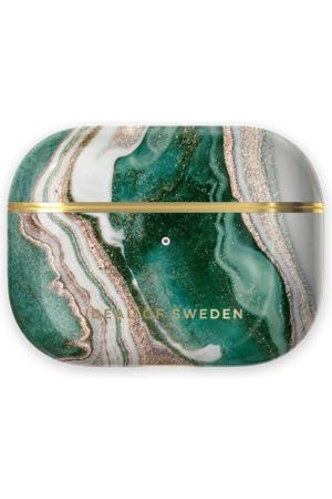Ideal of sweden Fashion Airpods Case Pro Golden Jade Marble