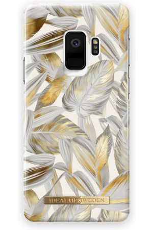 Ideal of sweden Fashion Case Galaxy S9 Platinum Leaves