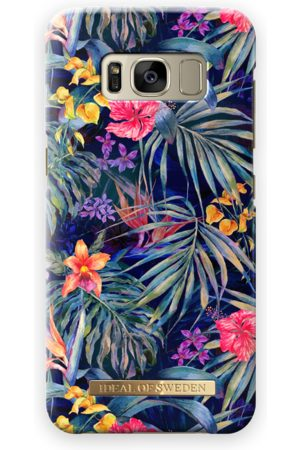 Ideal of sweden Telefoon hoesjes - Fashion Case Galaxy S8 Mysterious Jungle
