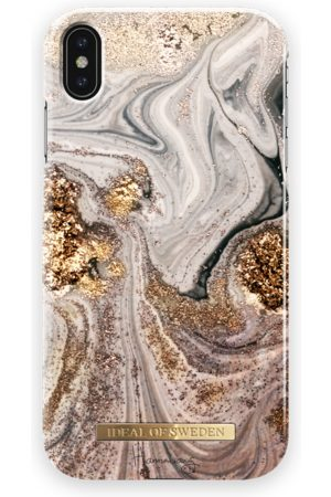 Ideal of sweden Fashion Case Hannalicious iPhone Xs Max Golden