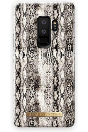 Ideal of sweden Fashion Case Donna Romina Galaxy S9 Plus Khaki Snake