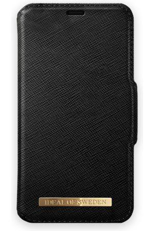 Ideal of sweden Telefoon hoesjes - Fashion Wallet Galaxy S8 Black