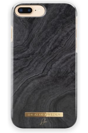 Ideal of sweden Fashion Case Sylvie Meis iPhone 7 Plus Black Reef Marble