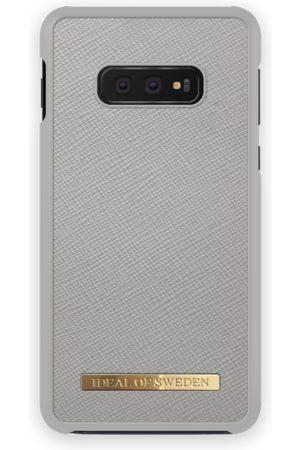 Ideal of sweden Saffiano Case Galaxy S10E Light Grey