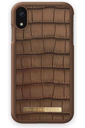 Ideal of sweden Capri Case iPhone XR Brown