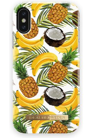 Ideal of sweden Fashion Case iPhone X Banana Coconut