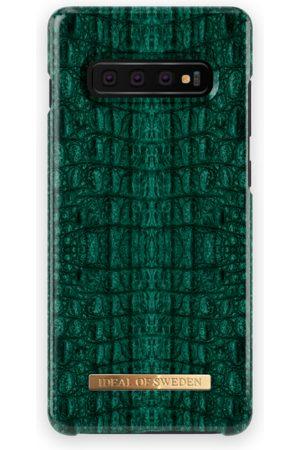 Ideal of sweden Fashion Case Galaxy S10+ Emerald Croco