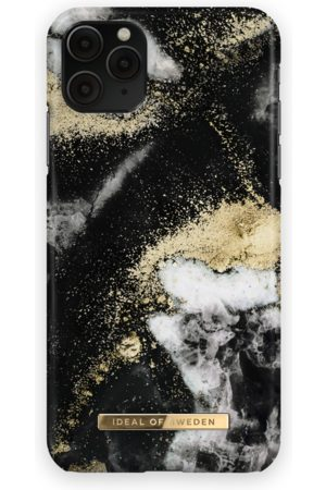 Ideal of sweden Fashion Case iPhone 11 Pro Max Black Galaxy Marble