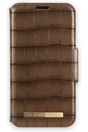 Ideal of sweden Capri Wallet iPhone XR Brown