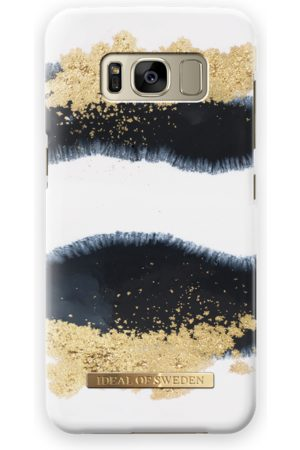 Ideal of sweden Telefoon hoesjes - Fashion Case Galaxy S8 Gleaming Licorice