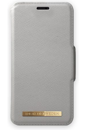 Ideal of sweden Fashion Wallet iPhone X Light Grey