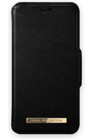 Ideal of sweden Telefoon hoesjes - Fashion Wallet iPhone XR Black
