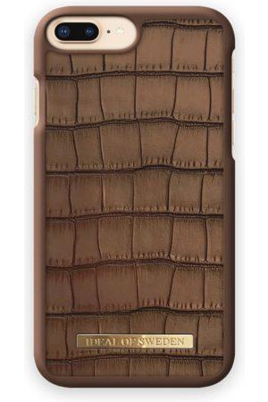 Ideal of sweden Capri Case iPhone 8 Plus Brown