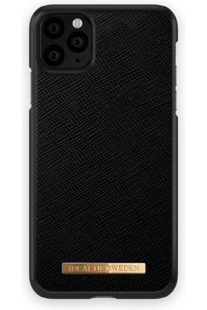 Ideal of sweden Saffiano Case iPhone 11 Pro Max Black