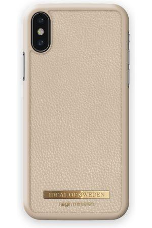 Ideal of sweden Telefoon hoesjes - Pebbled Case Negin iPhone XS MAX Beige
