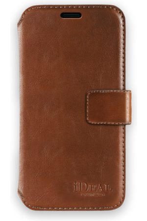 Ideal of sweden Telefoon hoesjes - STHLM WALLET Galaxy S9 Brown