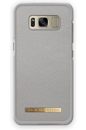 Ideal of sweden Saffiano Case Galaxy S8 Light Grey
