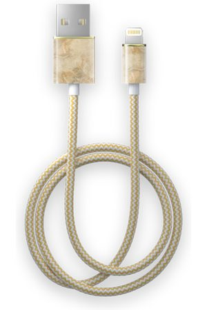 Ideal of sweden Fashion Cable, 1m Sandstorm Marble