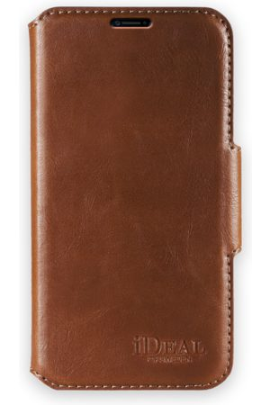 Ideal of sweden London Wallet iPhone Xs Max Brown
