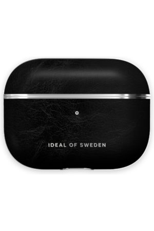 Ideal of sweden Atelier AirPods Case Pro Glossy Black Silver