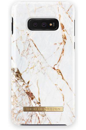 Ideal of sweden Telefoon hoesjes - Fashion Case Galaxy S10E Carrara Gold