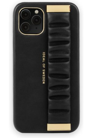Ideal of sweden Telefoon hoesjes - Statement Case iPhone 11 Pro Ruffle Noir Top-Handle